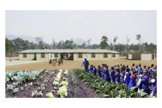 Nuevo colegio en Hoima